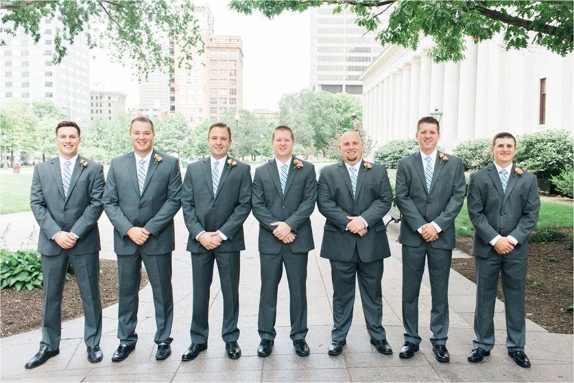 Columbus Ohio Wedding Photographers, Henry Photography