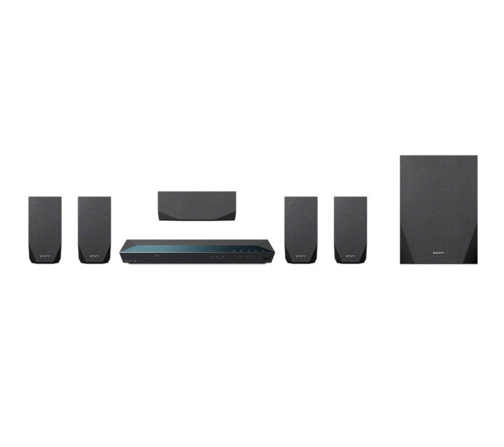 SONY BDVE2100 5.1 Smart 3D Blu-ray Home Cinema System   Home, Garden ...