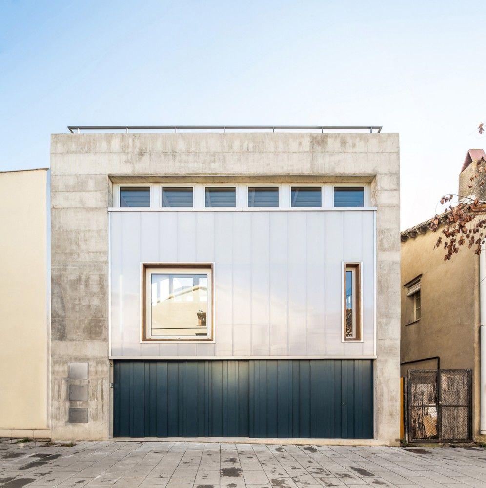 House Carrer Migdia / Sau Taller d'Arquitectura