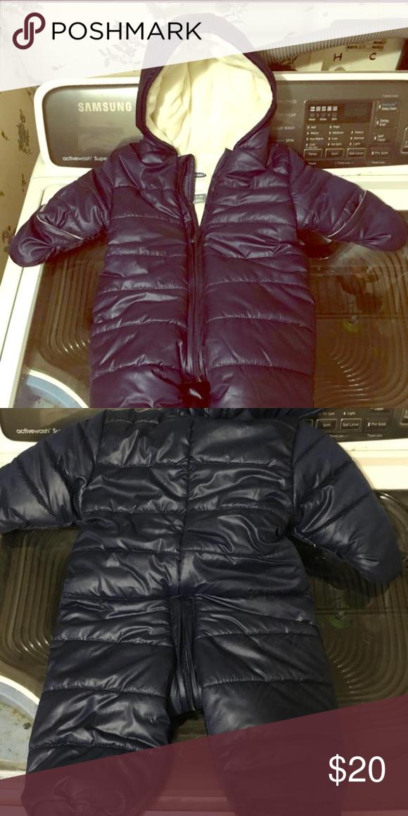 cb49f6384164 Old Navy baby snowsuit bunting