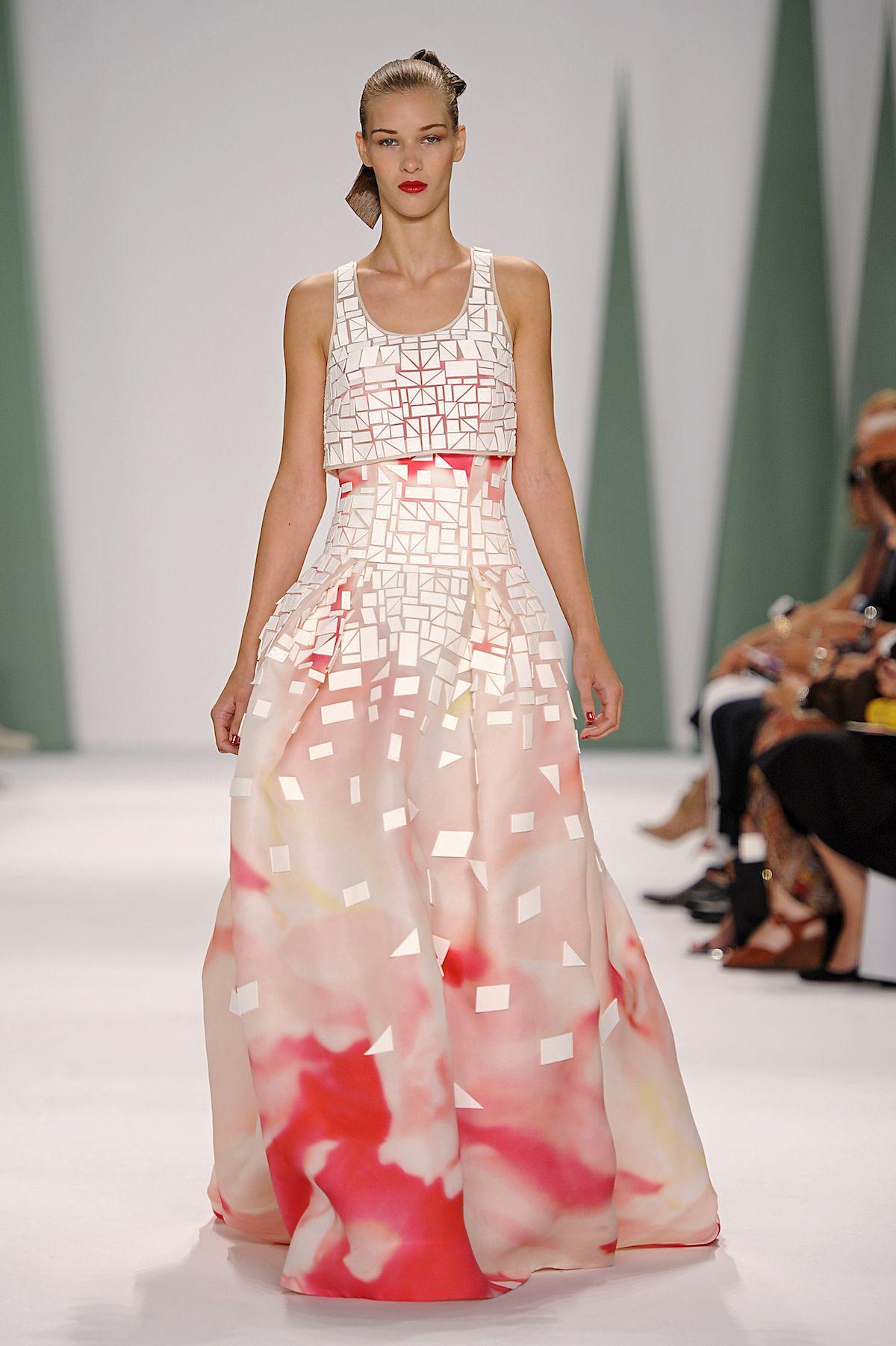 Carolina Herrera Spring 2015 | CAROLINA HERRERA | Pinterest ...
