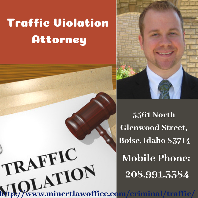 Hire Trafficviolation Attorney To Protect Yourself From Higher