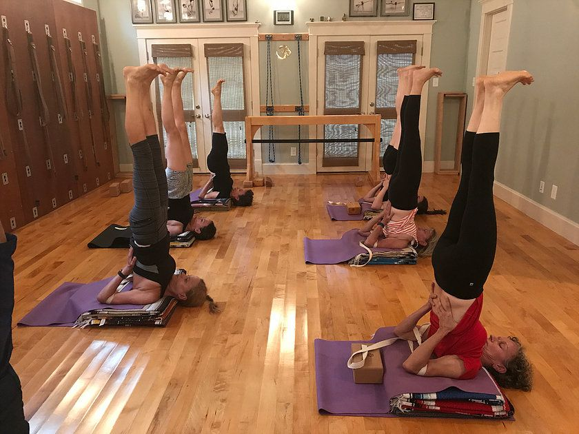 Alcove Yoga A Boutique Iyengar Yoga Studio in the Houston