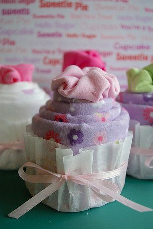 Somebody Else Already Making A Diaper Cake For The Parents