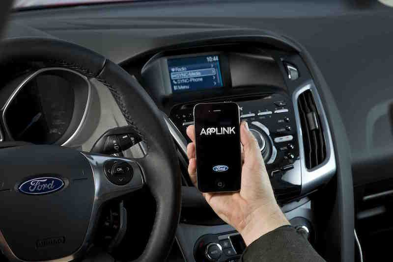 Technology Is Making Cars Less Stressful Ford Car Ford Sync