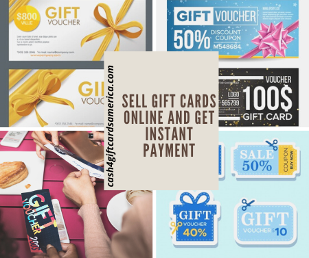 Sell Gift Cards Online And Get Instant Payment In 2020 Sell Gift Cards Sell Gift Cards Online Gift Card
