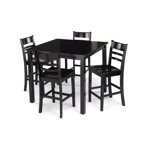 Hd Designs Ecco 5 Piece Dining Set 279 99 Kitchen Table