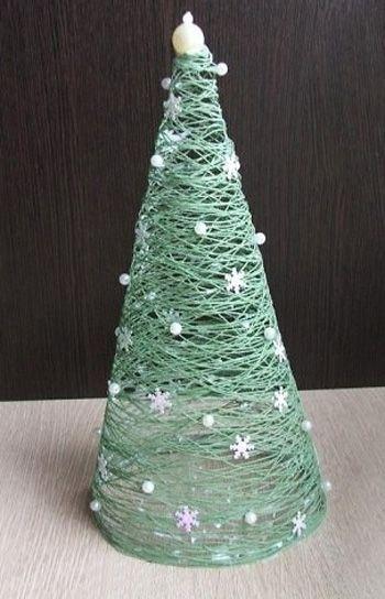 Sapin De Noel Miniature Créer un sapin de Noël miniature et original | Idée Créative