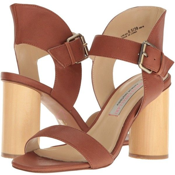 Locator Leather Heeled Sandal Kristin Cavallari yBGaOfujDC