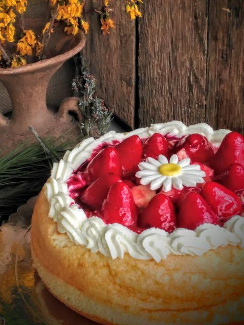 Pastelén: TARTA ESPONJOSA DE QUESO