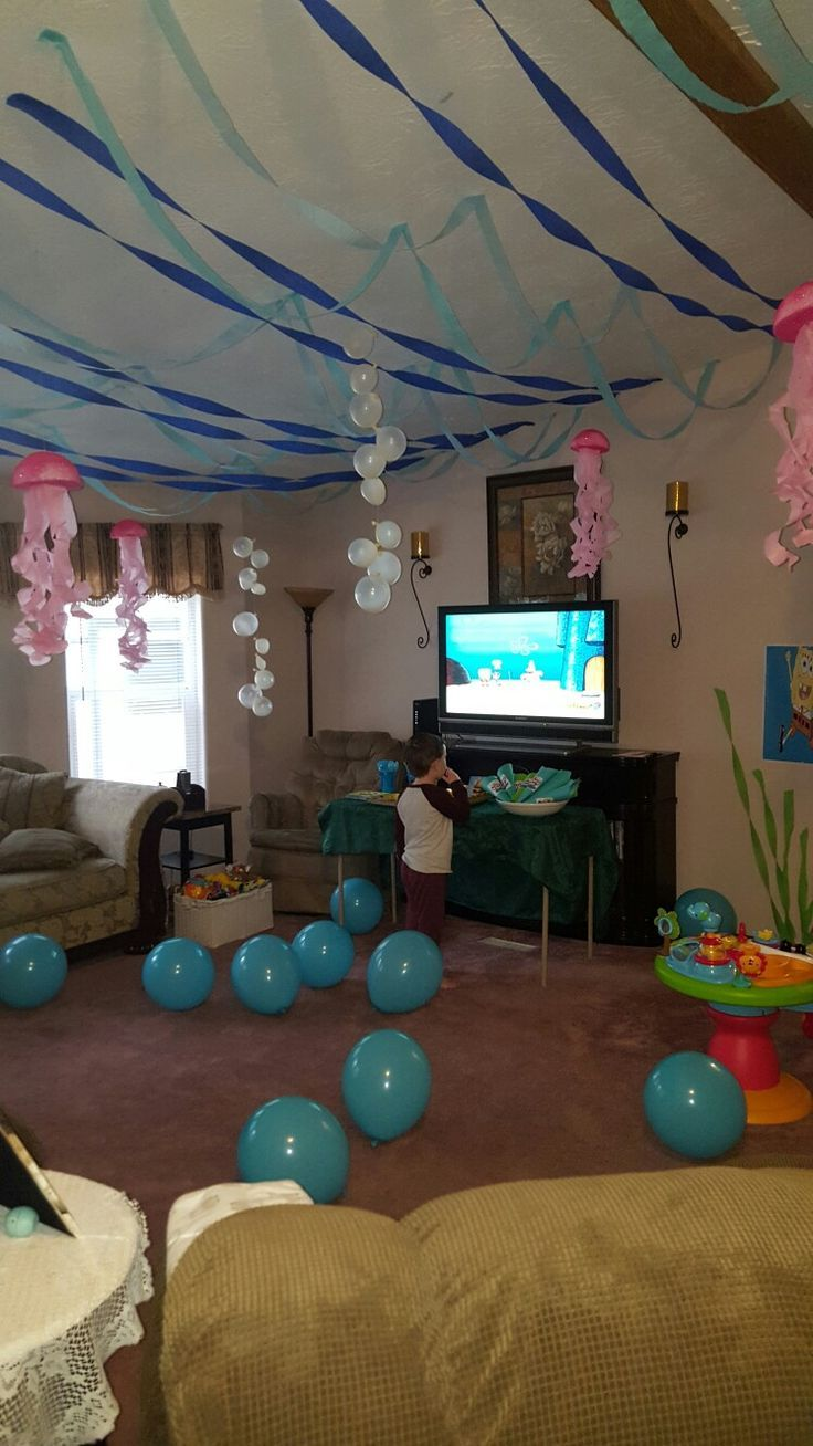Spongebob Birthday Spongebob Birthday Spongebob Birthday Party Spongebob Party #spongebob #living #room #chair