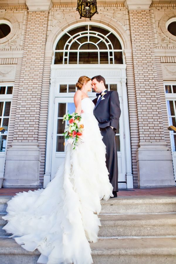 Atlanta Wedding at the Georgian Terrace Hotel by Carla Gates