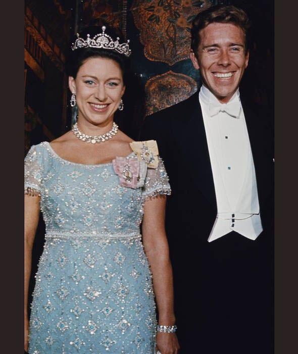 Princess Margaret And Husband Anthony Armstrong Jones Princess Margaret Princess Royal