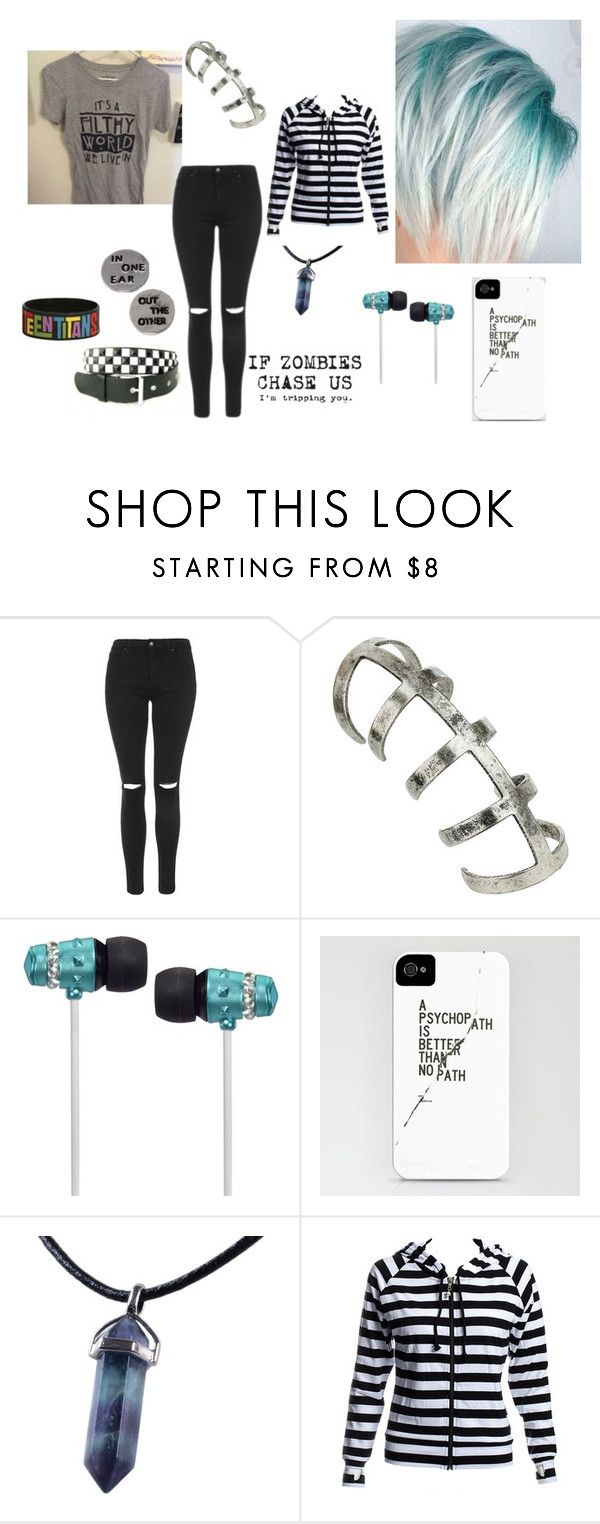 """""""Untitled #228"""" by ejoygnow ❤ liked on Polyvore featuring Topshop and Maroo"""