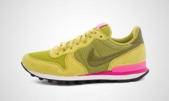 Nike - WMNS Internationalist (gelb / pink) | Step ♥ Walk ♤ Run ...