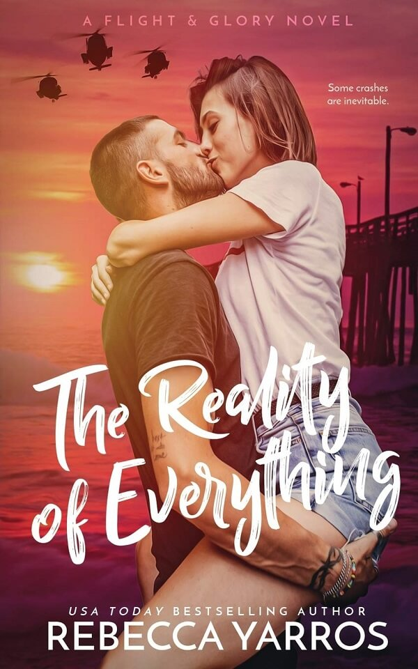 The Reality Of Everything By Rebecca Yarros Review A Midlife Wife In 2020 Bestselling Author Author Books