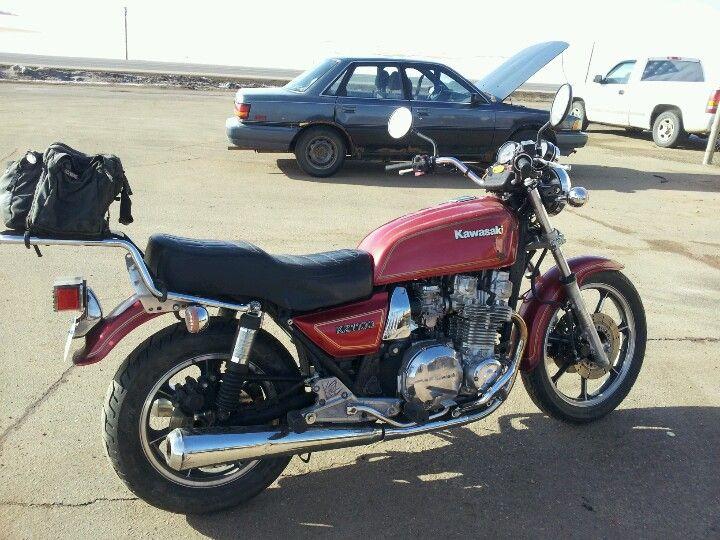 Kawasaki KZ-1100