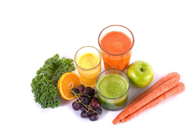 Fruits-Veggies-Juices