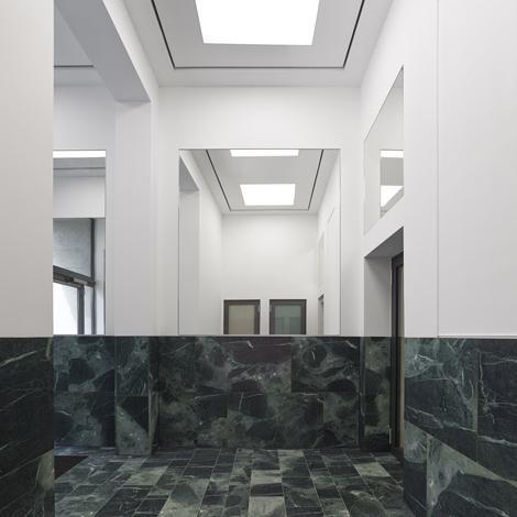 Bremen Architekt max dudler architekt stadthaus bahnhofsstrasse bremen joinery