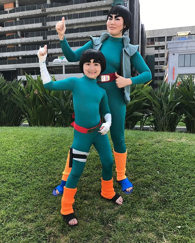"Pin by ""希拉"" on anime Naruto cosplay, Rock lee, Best cosplay"