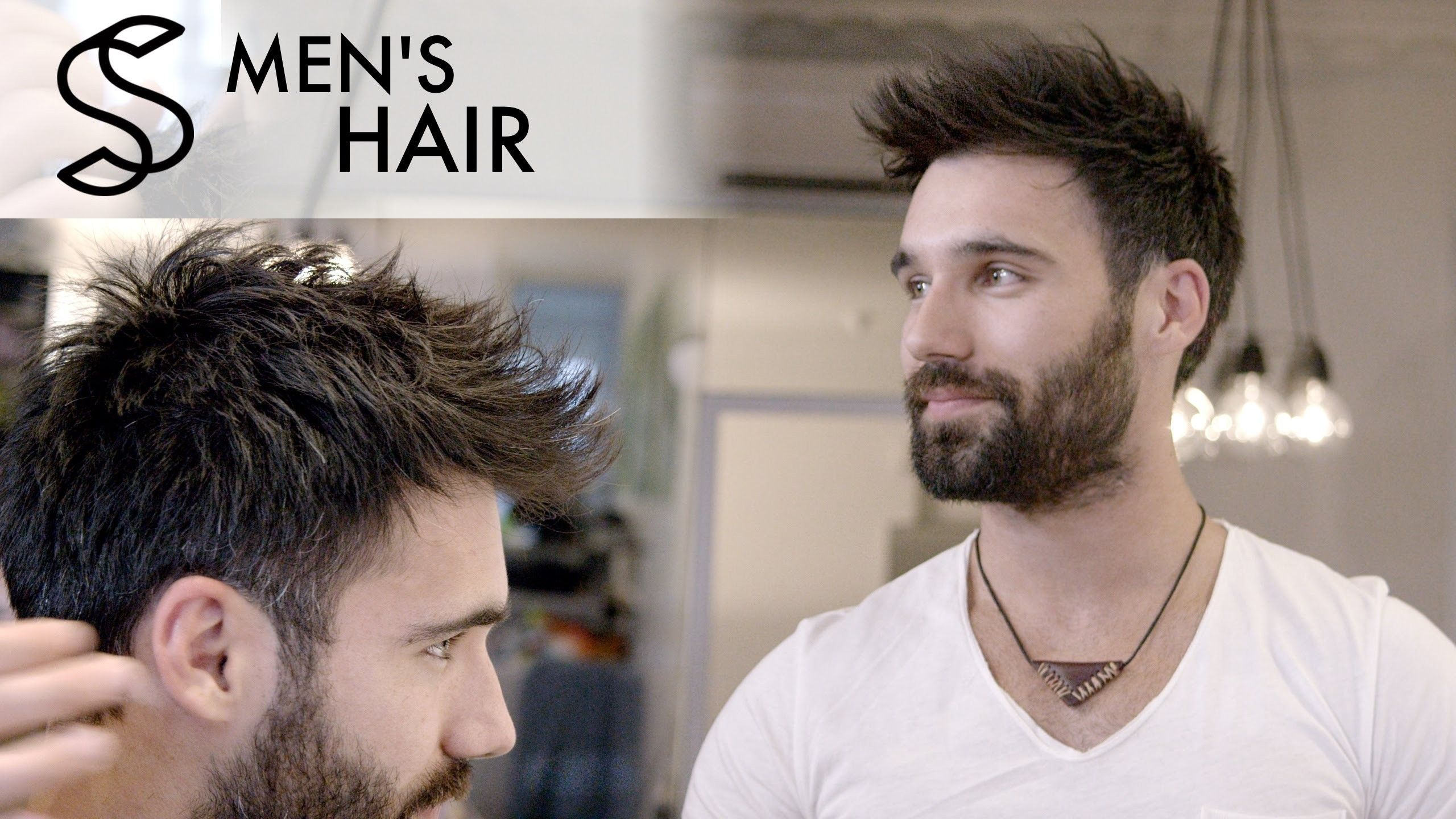 Unique mens hairstyles that are easy to maintain
