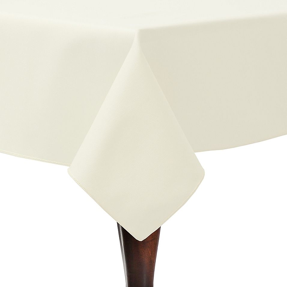 Bed Bath And Beyond Tablecloths Oblong