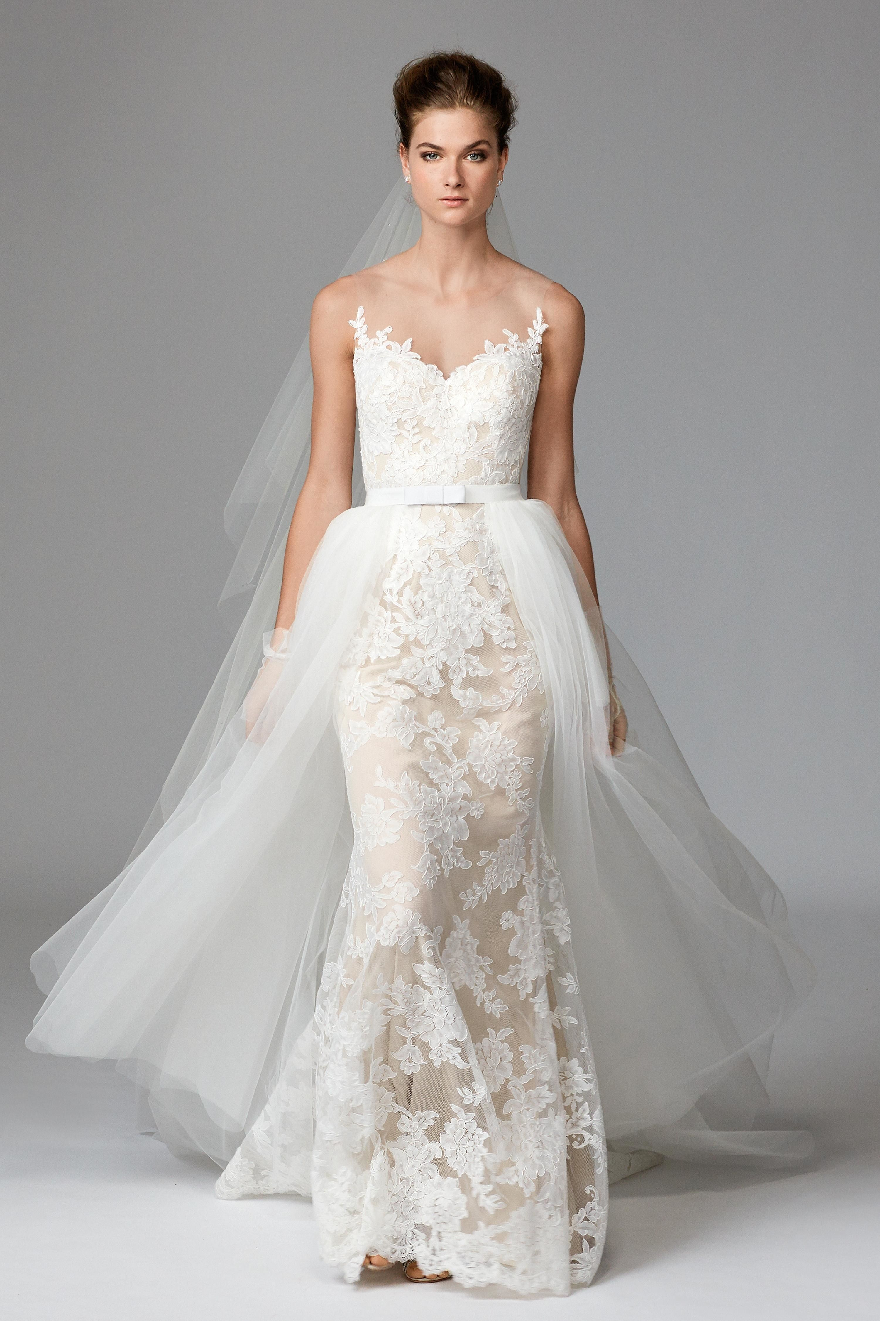 There were loads of gorgeous wedding dresses on last seasons there were loads of gorgeous wedding dresses on last seasons runways that spring or summer brides ombrellifo Image collections