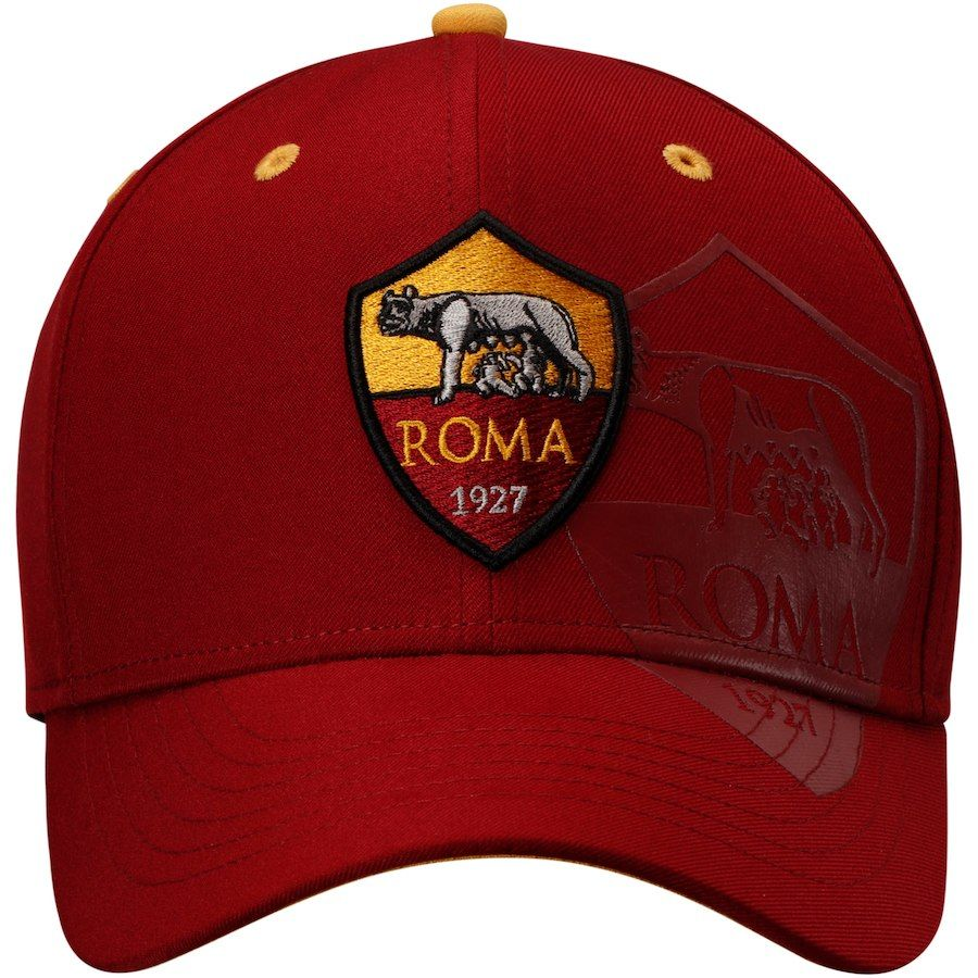 4ba27e3fae75c AS Roma Fi Collection Two-Touch Flex Hat – Red