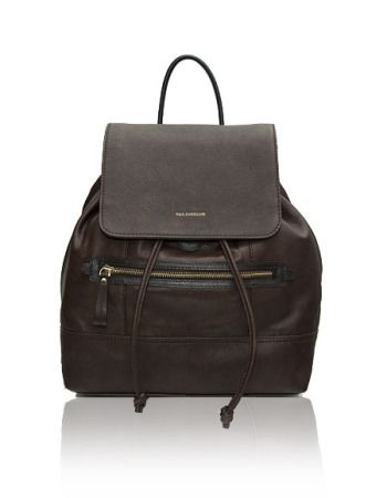 It's chic, it's trendy, and it's ergonomically designed, overall its one Masterpiece, Introducing to you, The Paul Costelloe Bucket Backpack. It's a great new age Work wear and you definitely want to be seen with this!