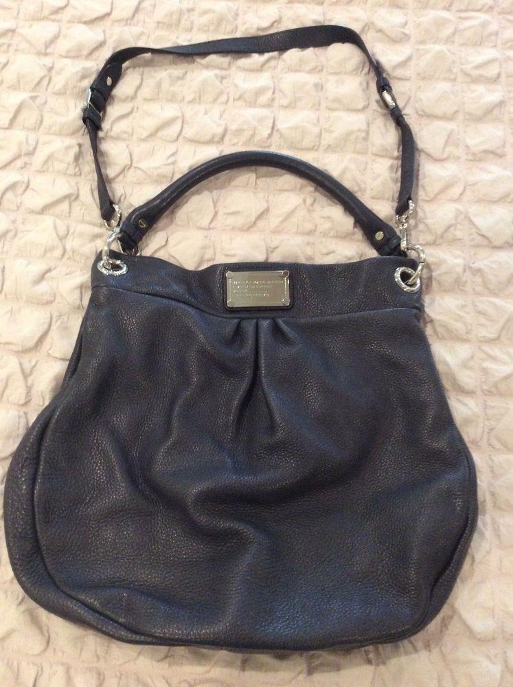 50cf4b3d597a Marc by Marc Jacobs Classic Q Hillier Hobo Shoulder Bag 100% Authentic