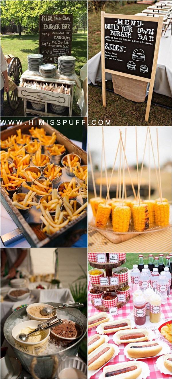 20 Backyard Barbecue Ideas for a Fun Wedding Reception ...