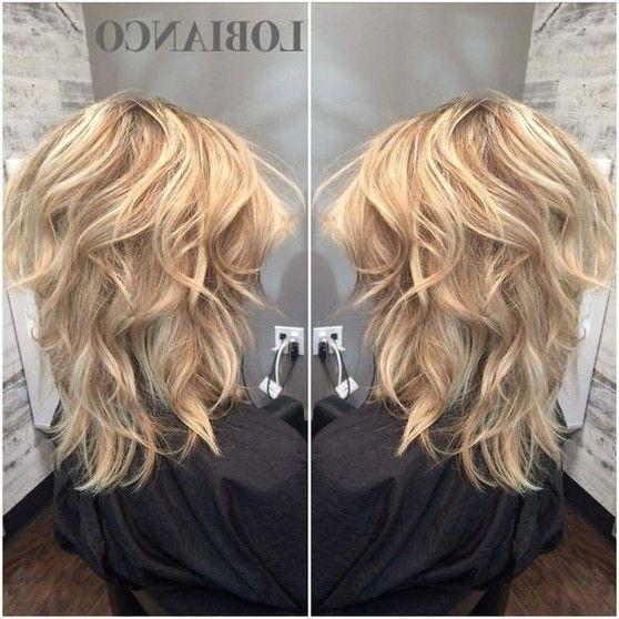 Layered Hairstyles + Layered Hair
