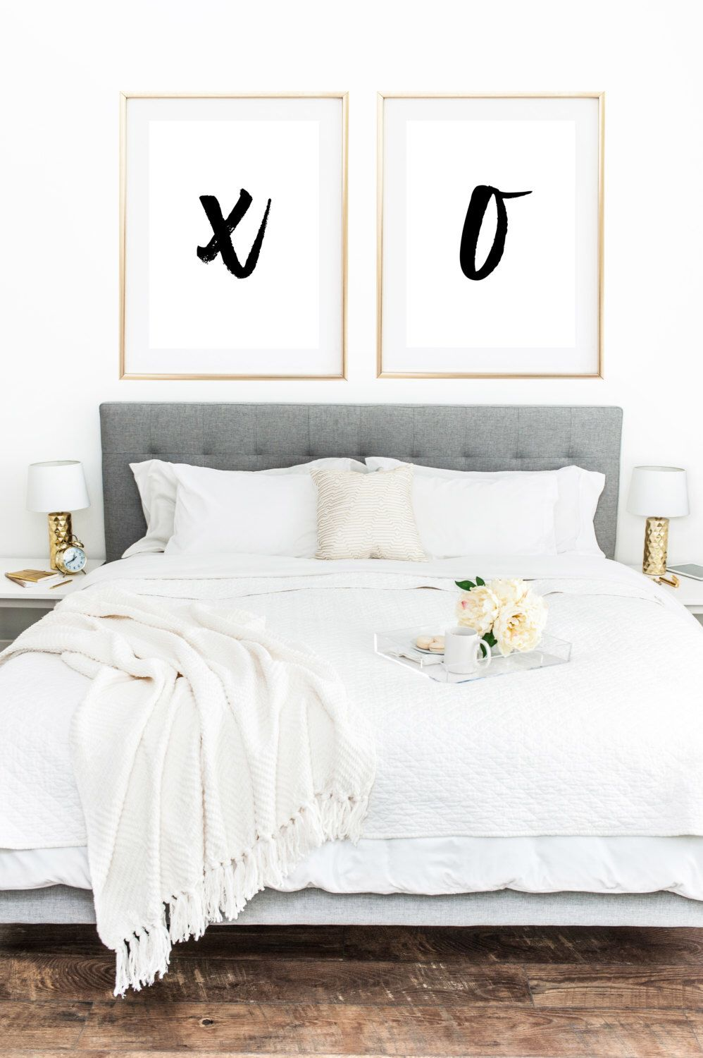 XOXO Wall Decor would look so cute in Evolve Auburn Apartment