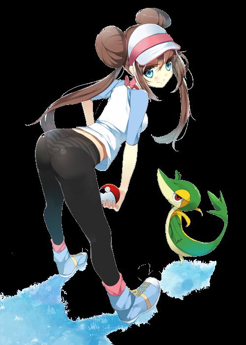 C R E D I T S  E   Credits To Their Respective Owners Pokemon Rosa Sexy Pokemon Pokemon