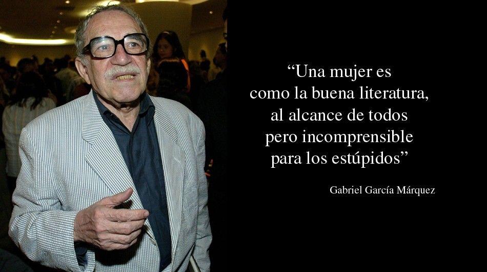 Frases Para No Olvidar Nunca A Gabriel García Márquez El