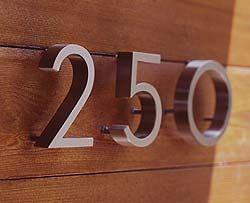Neutra House Numbers Steel house House and Mid century