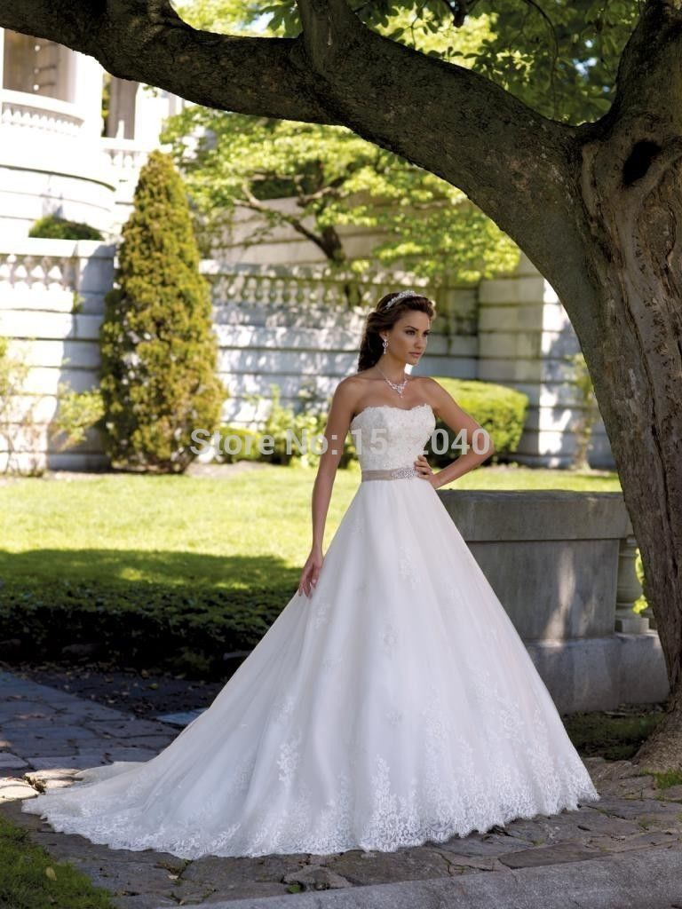 Size 20 a line wedding dress  Click to Buy ucuc Sexy Lace Wedding Dresses Bridal Dress Wedding Gown