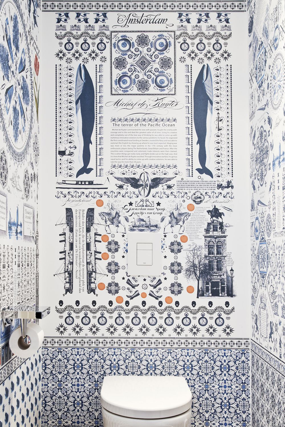 Impressive Bath Bisazza Collection By Marcel Wanders To See