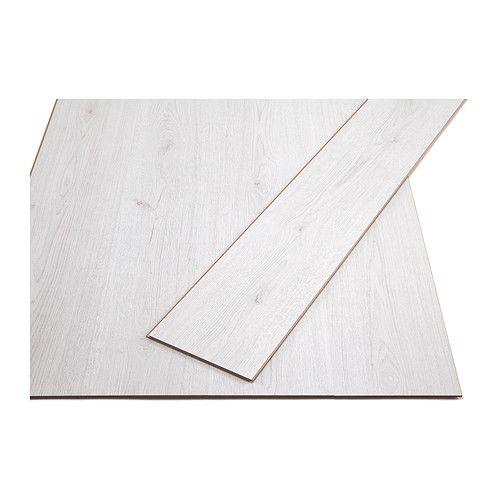 tundra suelo laminado blanco blanqueado efecto roble suelo laminado suelos y ikea. Black Bedroom Furniture Sets. Home Design Ideas