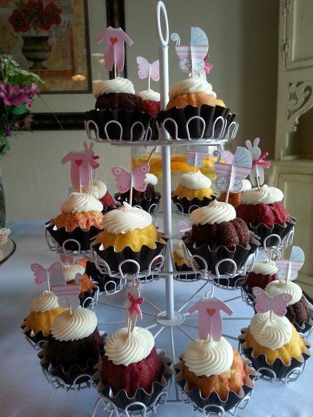 Baby shOwer nothing bundt cakes | Baby shower cake topper ...