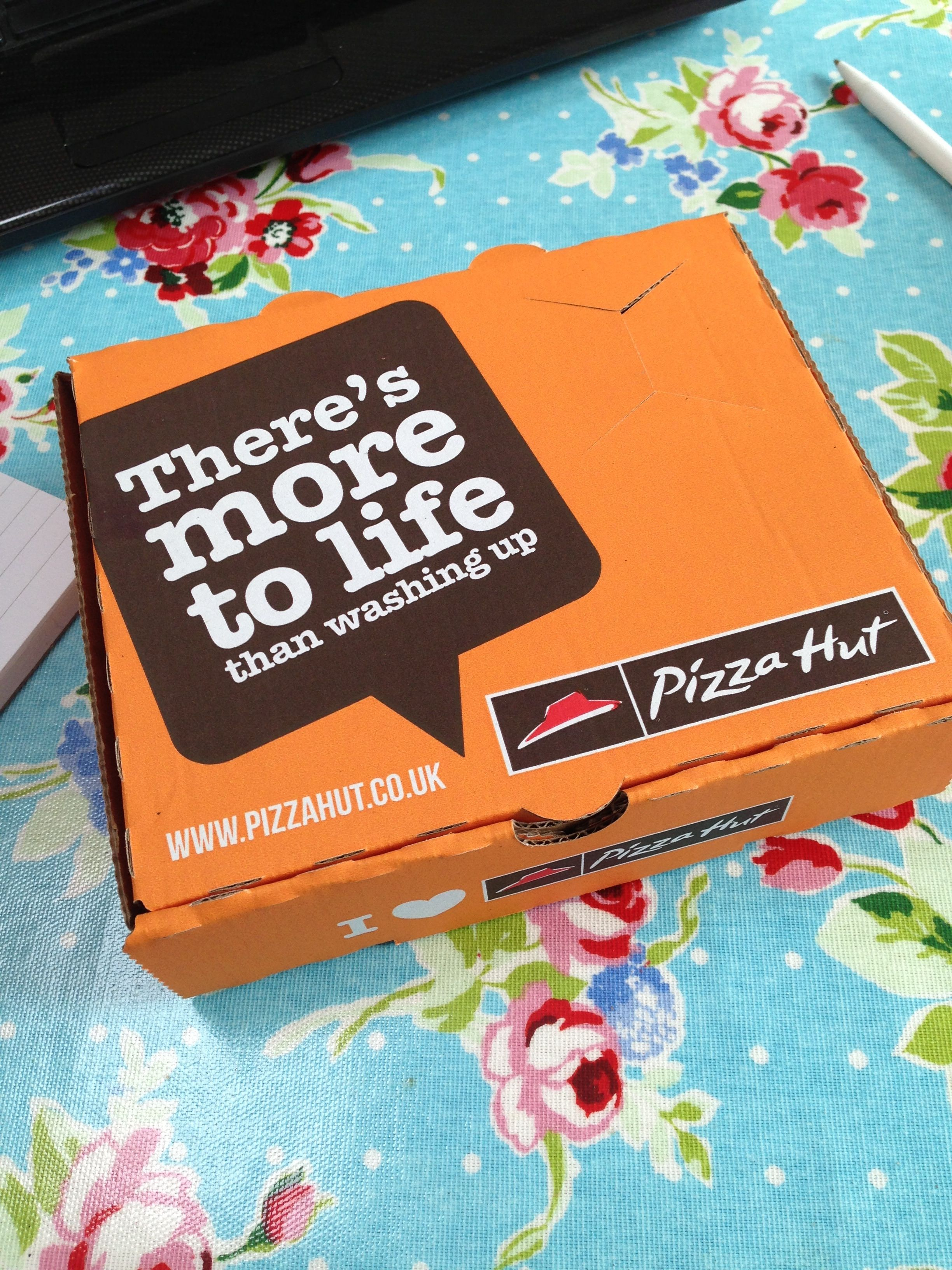 Pizza Hut pizza is the best kind of pizza