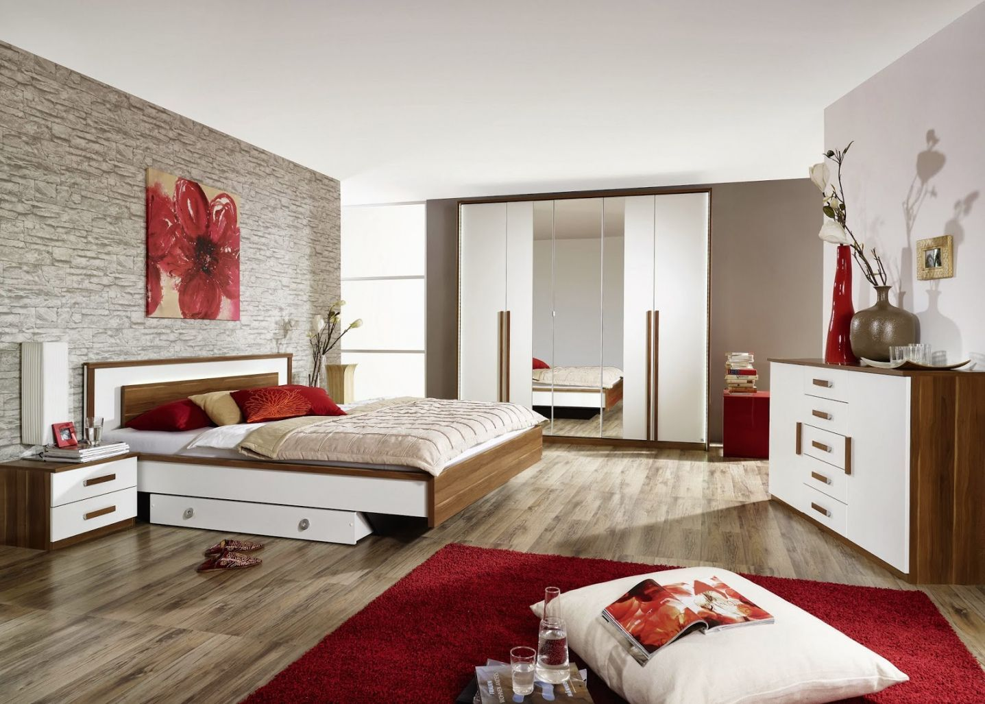 Modern bedroom designs for couples bedroom window treatment ideas