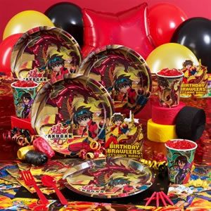 Japanese Anime Party Decorations Birthday Party Decorations Beyblade Birthday Beyblade Birthday Party