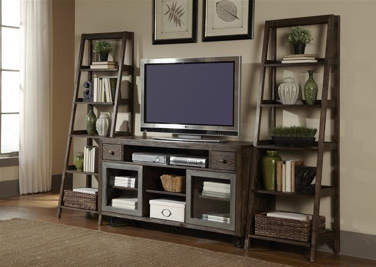 Wonderful Avignon Entertainment Center With Piers Set By Vendor 5349 At Becker Furniture  World