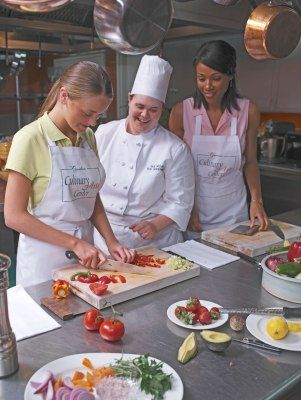 Learn about the field of Professional Cooking & Catering and the courses offered through Ed4Online