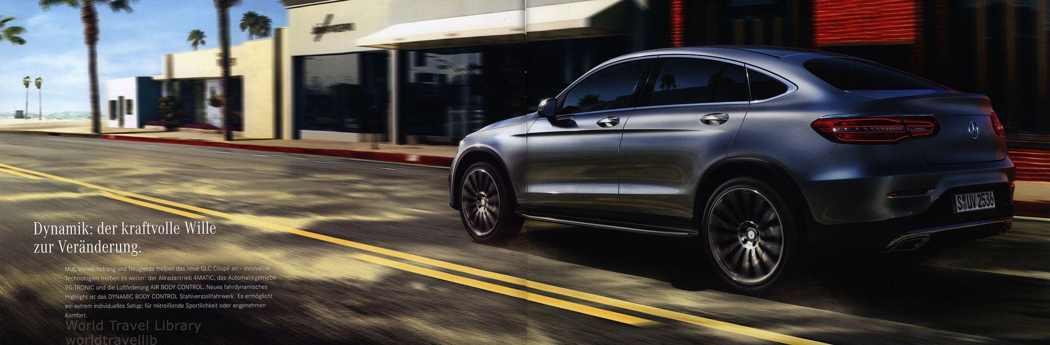 https://flic.kr/p/S7NJ3U | Mercedes-Benz GLC Coupé; 2016_2
