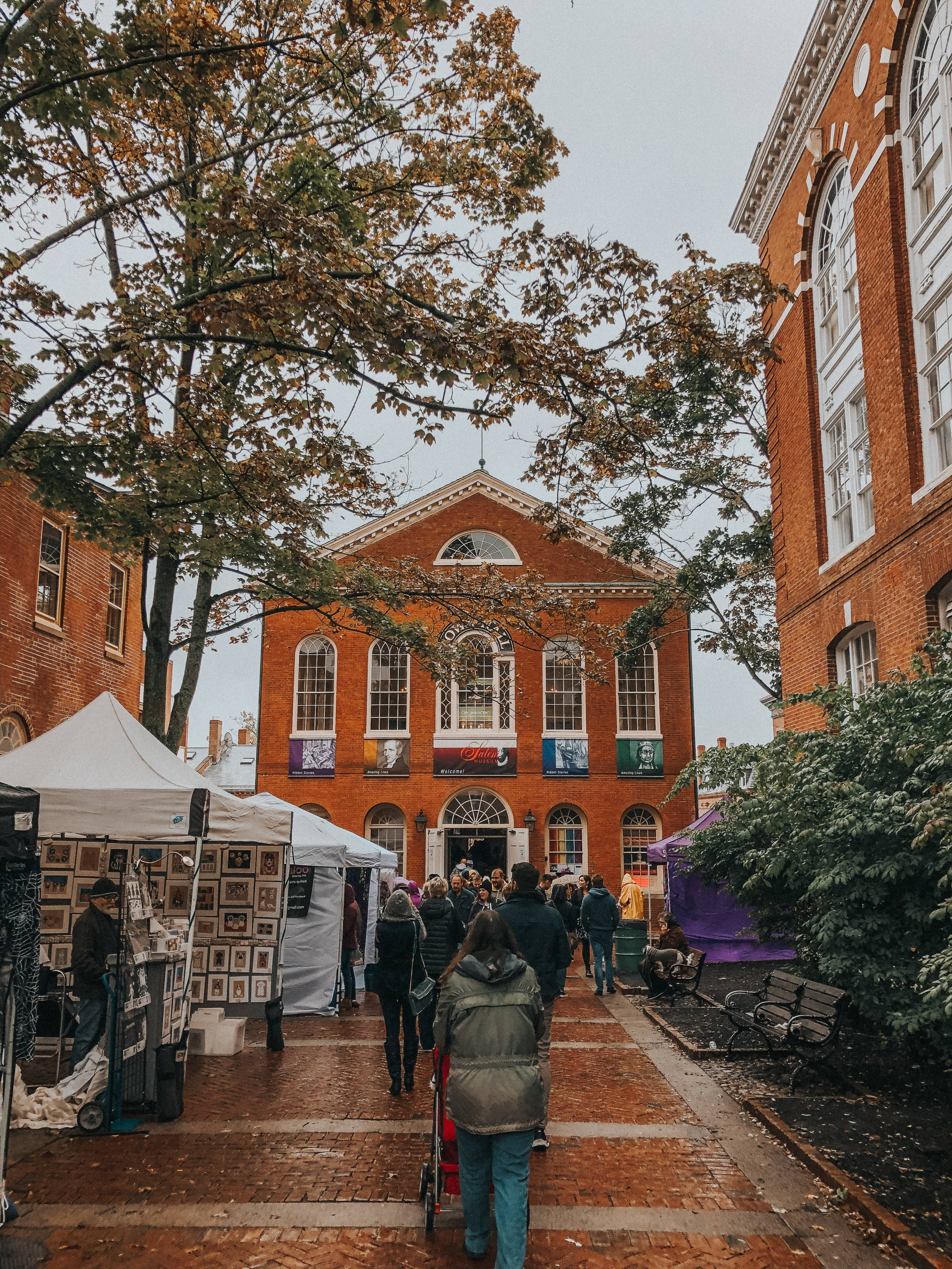 Things To Do In Salem In October Boston Getaway Day Trips From