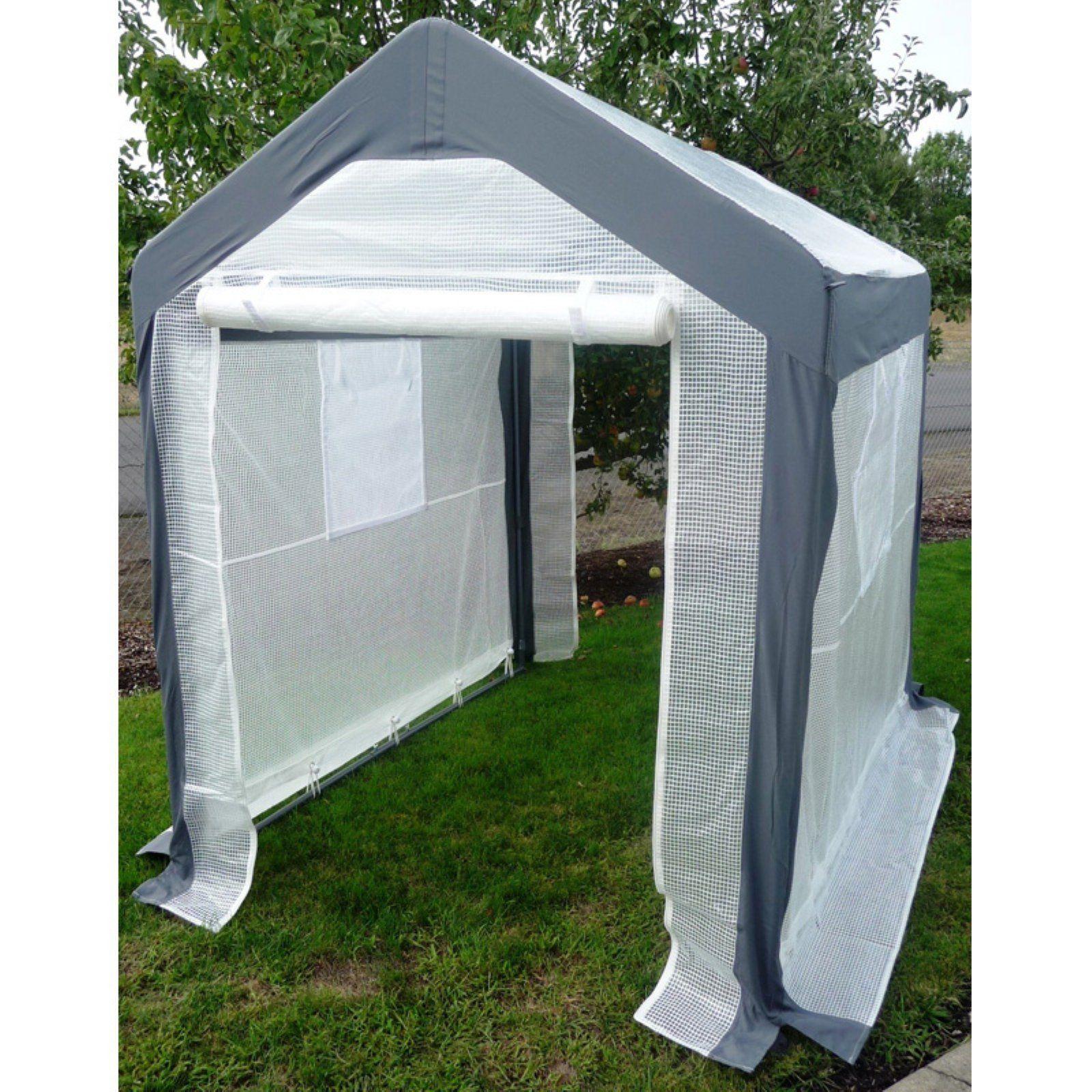 Spring Gardener Gable Greenhouse - 6L x 5W x 6 6H ft
