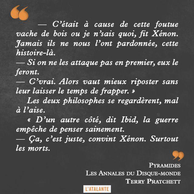 Pyramides Les Annales Du Disque Monde De Terry Pratchett