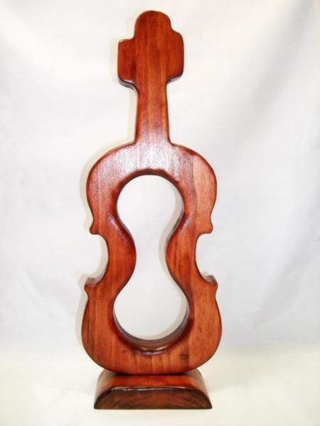 Diese schöne Geige besteht komplett aus echtem HolzBei dieser - schöne bilder fürs wohnzimmer